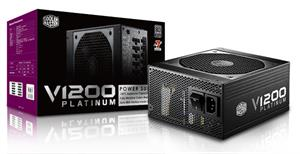 Cooler Master Vanguard V1200 80Plus Platinum Power Supply